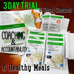 3-Day Trial pack