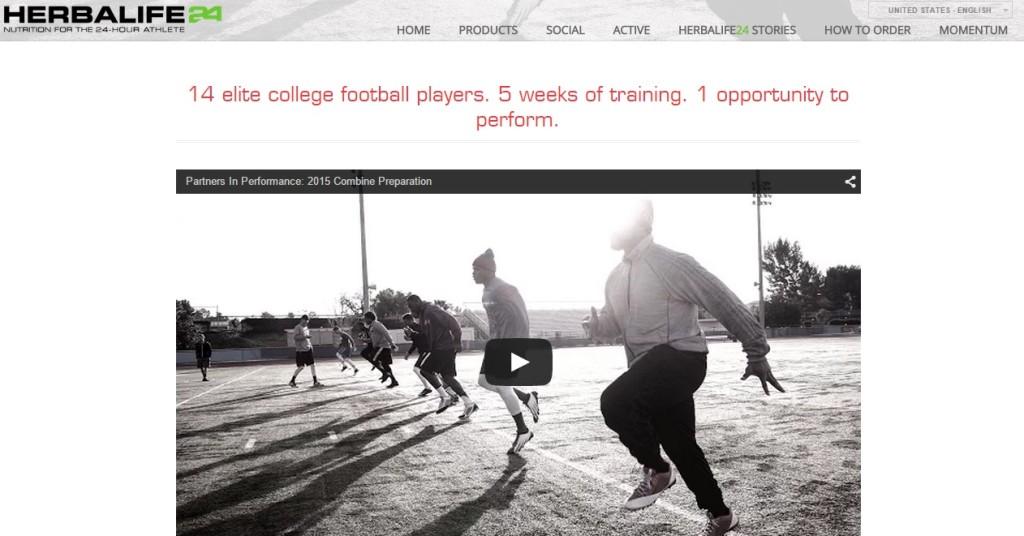 2015 College Athletes Prepare...