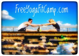 FreeYogaFitCamp is a place where you can learn balance in mind, body, and spirit. Stretch yourself and explore places you've never reached before!
